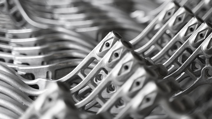 Aluminum Risers